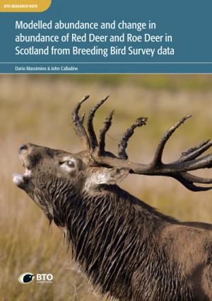 Red Deer & Roe Deer BTO Research Note