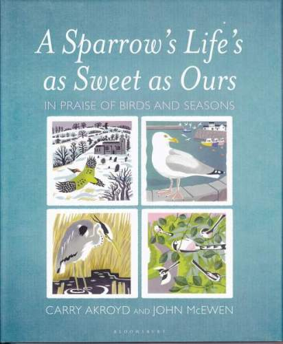 A Sparrow's Life's As Sweet As Ours (cover)