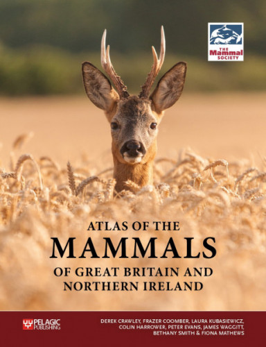 Atlas of the Mammals of Great Britain and Norther Irelend (cover)