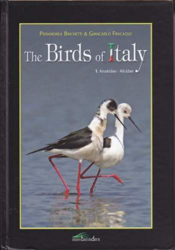 Birds of Italy (cover)