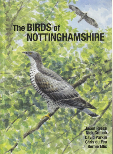 Birds of Nottinghamshire (cover)