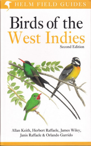 Birds of the West Indies (cover)