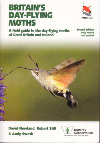 Britain's Day Flying Moths (cover)