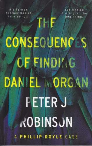 The Consequences of Finding Daniel Morgan (cover)