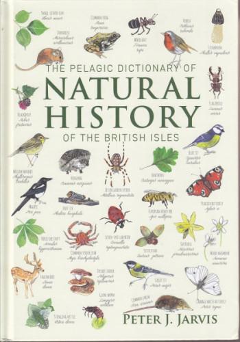 Pelagic Dictionary of Natural History (cover)