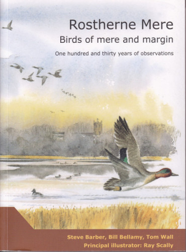 Rostherne Mere Birds of Mere and Margin (cover)