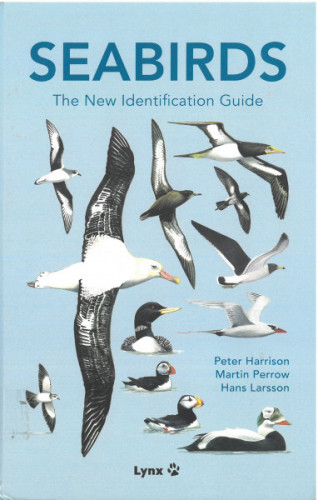 Seabirds: The New Identification Guide (cover)