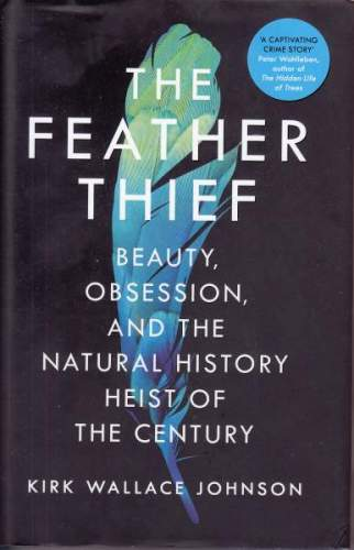 The Feather Thief (cover)