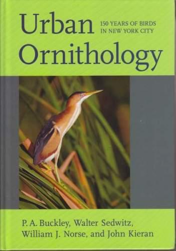 Urban Ornithology (cover)