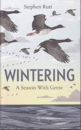 Wintering: A Season with Geese (cover)