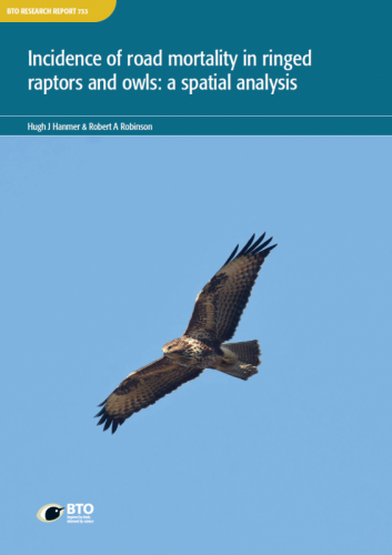 BTO Research Report 733 cover