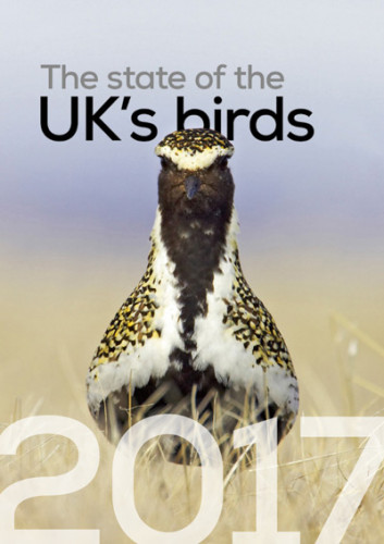 State of UK Birds 2017 cover