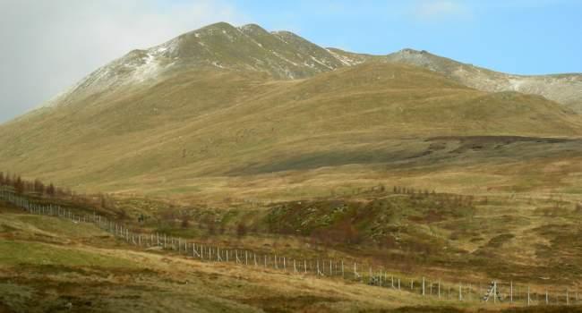 Upland view by Graeme Garner