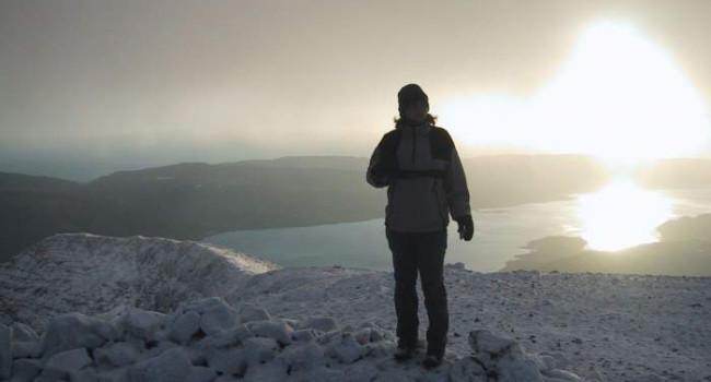 Scottish mountain scenes. Andy Wilson
