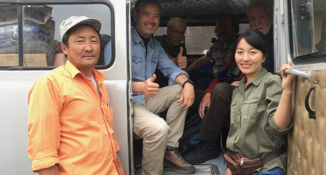 Mongolian Cuckoo Team leave Ulan Bataar for Khurkh Ringing Station