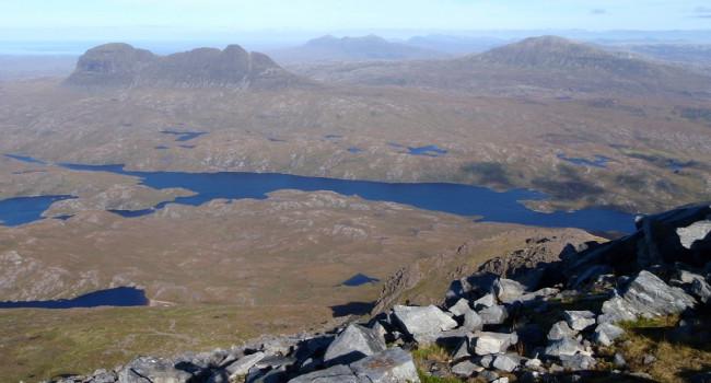 Loch A'an, Steve Willis