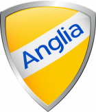 Anlia shield logo