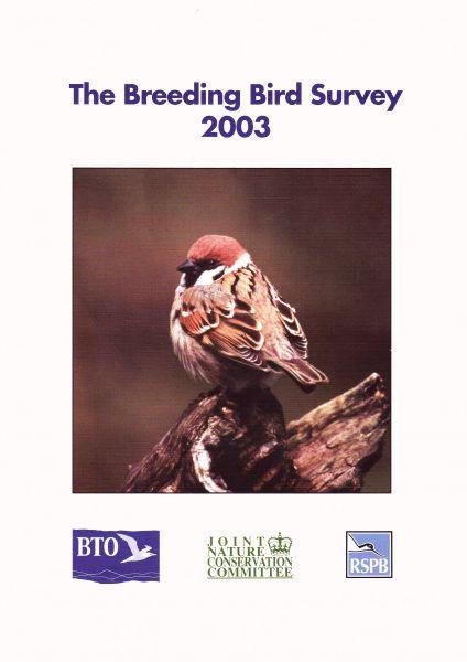 BBS report 2003