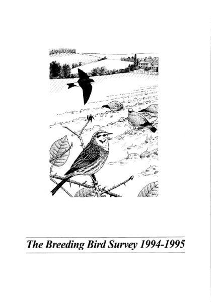 BBS report 1994-1995
