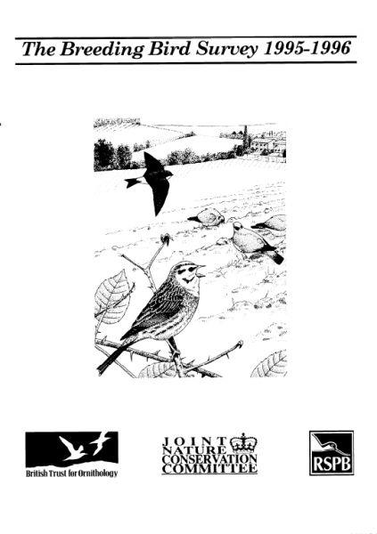 BBS report 1995-1996