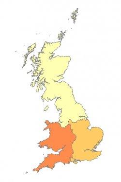 CES regions