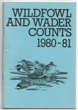 Wildfowl and Wader Counts 1980-1981