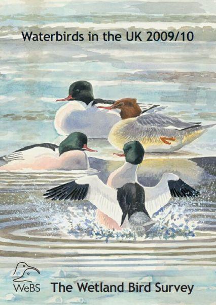 Waterbirds in the UK 2009/10