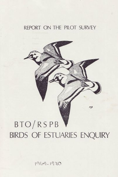 Birds of Estuaries Enquiry 1969-70