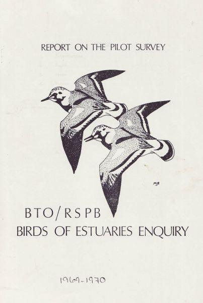 Birds of Estuaries Enquiry 1969-70