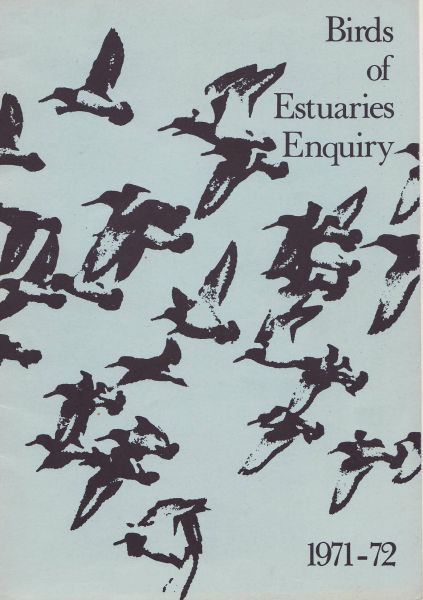 Birds of Estuaries Enquiry 1971-72