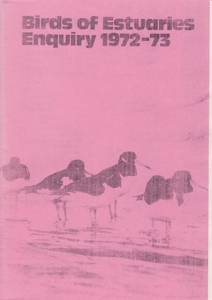 Birds of Estuaries Enquiry 1972-73