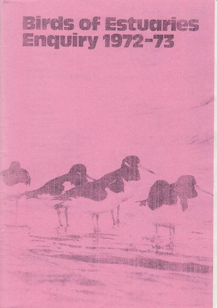 Birds of Estuaries Enquiry 1972-73