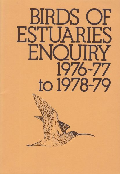 Birds of Estuaries Enquiry 1976-79