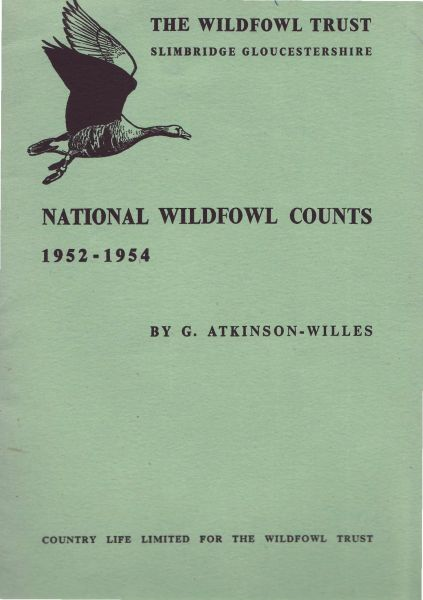 National Wildfowl Counts 1952-54