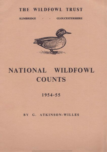 National Wildfowl Counts 1954-55