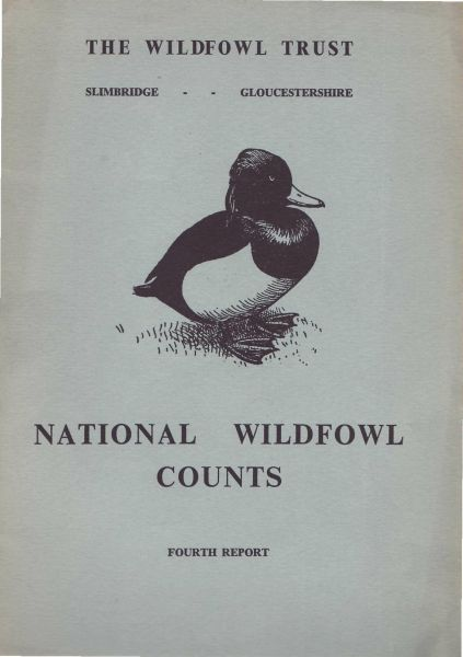 National Wildfowl Counts - Fourth Report