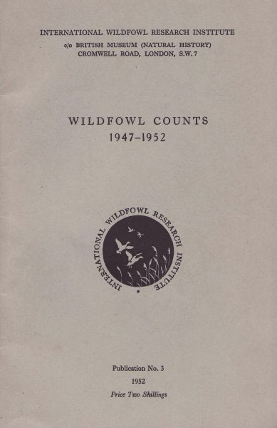 Wildfowl Counts 1947-52