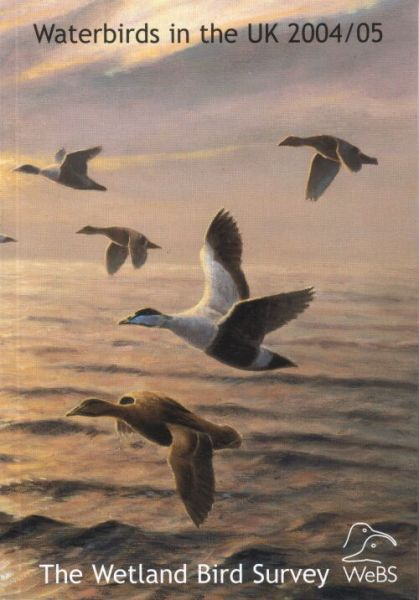 Waterbirds in the UK 2004/05