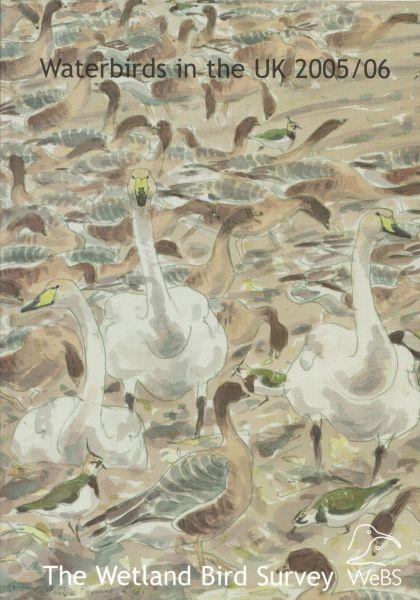 Waterbirds in the UK 2005/06