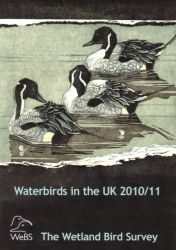 Waterbirds in the UK 2010/11: The Wetland Bird Survey