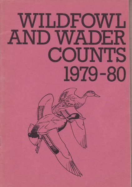 Wildfowl and Wader Counts 1979-80