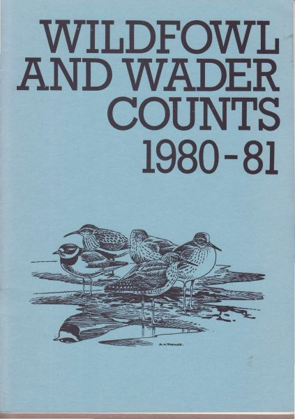 Wildfowl and Wader Counts 1980-81