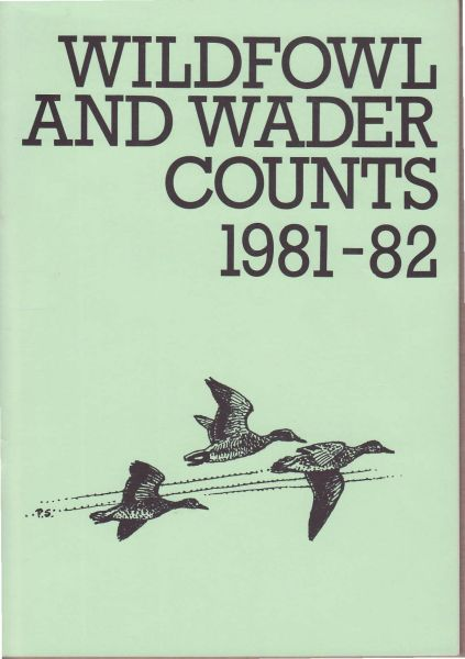Wildfowl and Wader Counts 1981-82