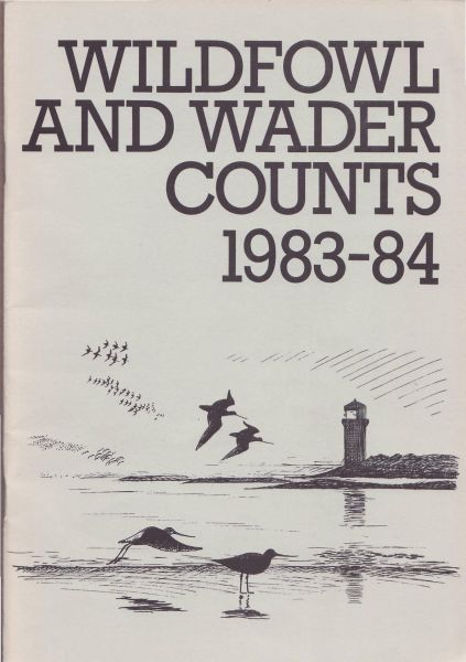 Wildfowl and Wader Counts 1983-84