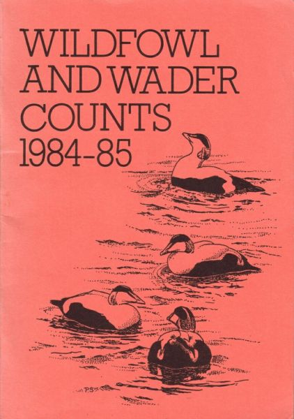 Wildfowl and Wader Counts 1984-85