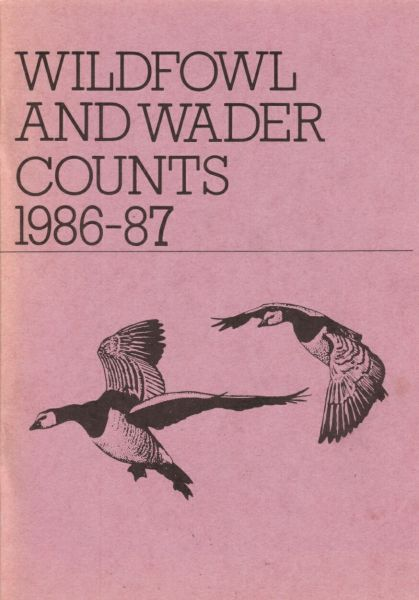 Wildfowl and Wader Counts 1986-87
