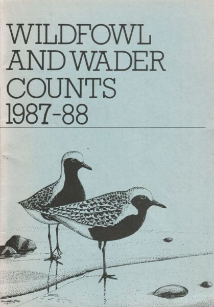 Wildfowl and Wader Counts 1987-88