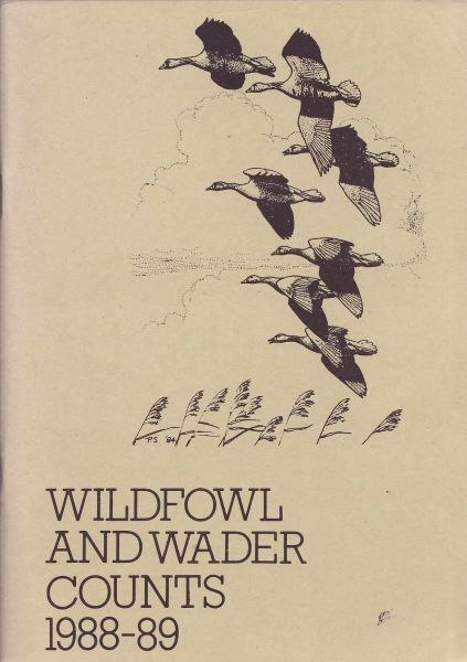 Wildfowl and Wader Counts 1988-89
