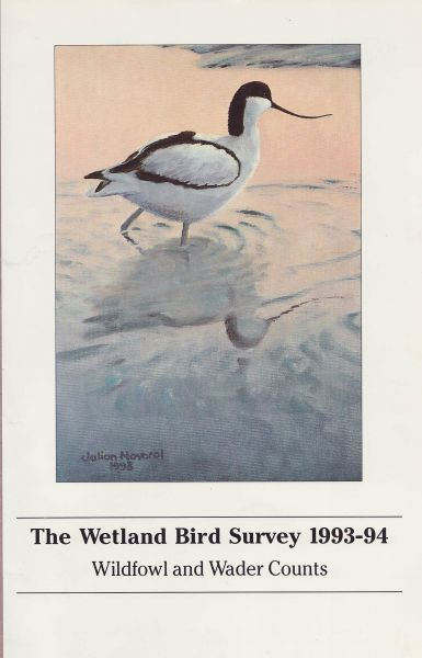 The Wetland Bird Survey 1993-94  Wildfowl and Wader Counts