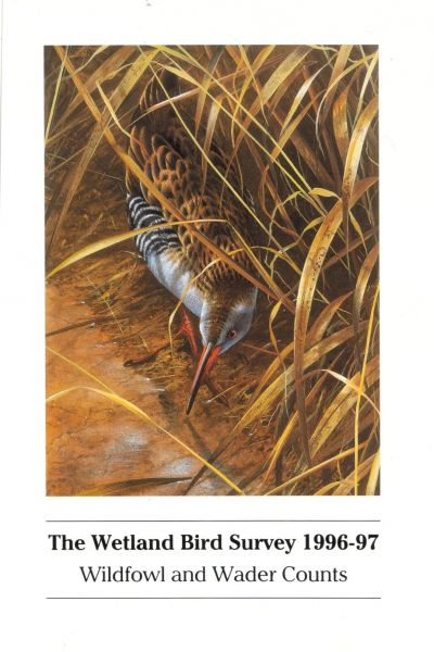 The Wetland Bird Survey 1996-97  Wildfowl and Wader Counts